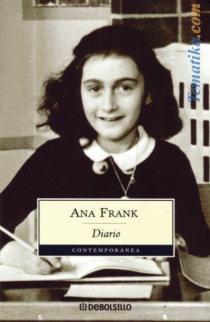 Annie frank | titulo el diario de ana frank autor ana frank uno de los libros mas ...