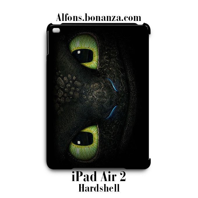 Toothless How to Train Your Dragon iPad Air 2 Case Cover Hardshell