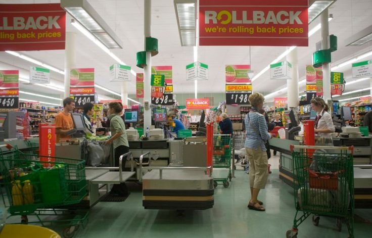 Supermarket forces | The Saturday Paper