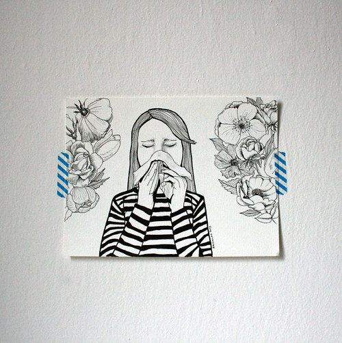 alergie / allergy