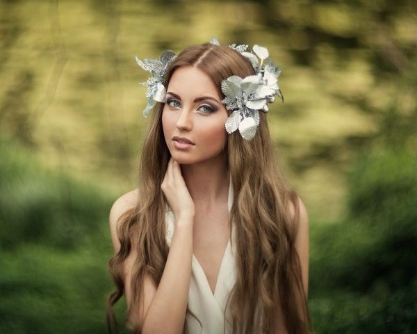 Greek Goddess Hairstyles - Greek Goddess Hairstyle Ideas