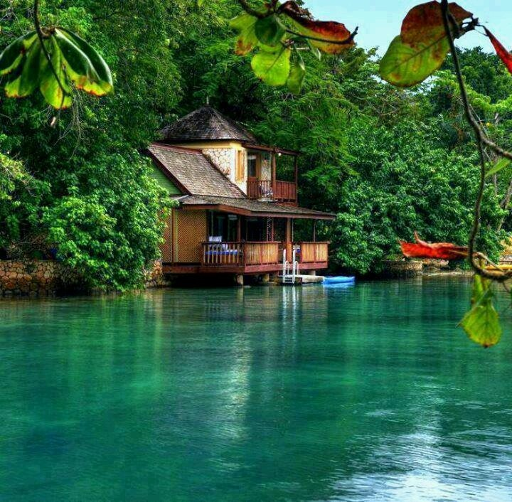 Goldeneye, Jamaica. BEEN THERE. YEP- it is Ian Fleming's spot and his home Goldeneye was used in at least 1 James Bond movie