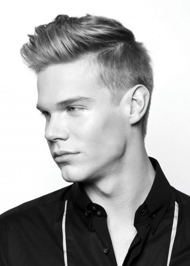 Image result for high top taper haircut male