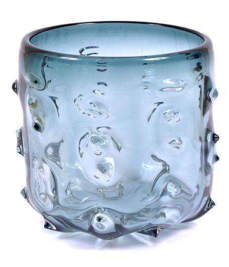 Ink Spike Vase from Joanna Wood Shop | www.joannawood.co.uk #shadesofblue #inkyblue #vase