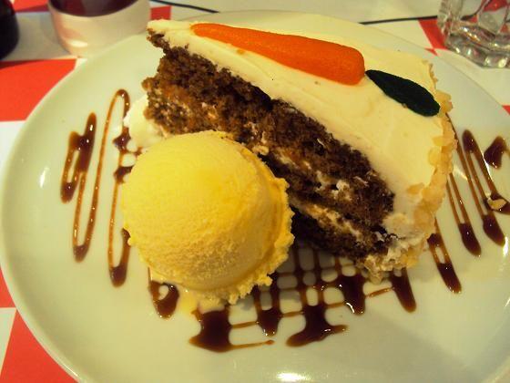 Las 5 mejores tartas de zanahoria de Madrid | DolceCity.com