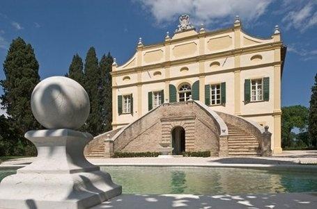 La Villa Rinalducci, Fano: Live the history in le Marche, Italy