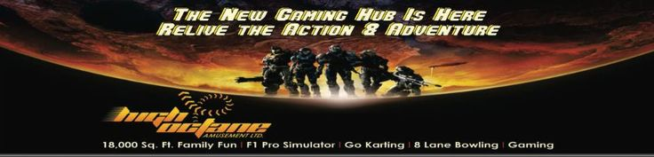 High Octane -  The best gaming hub in Pune !