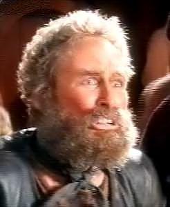 Glenn Close as a pirate in the movie Hook!