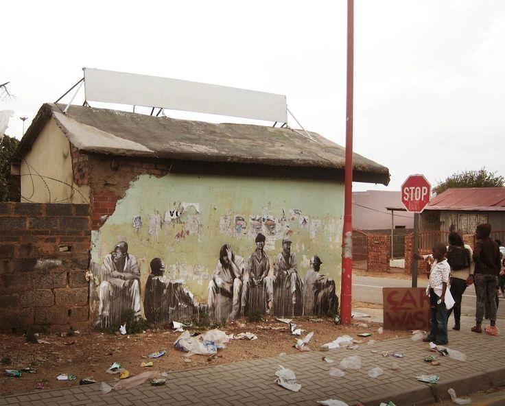 Cape Town Graffiti