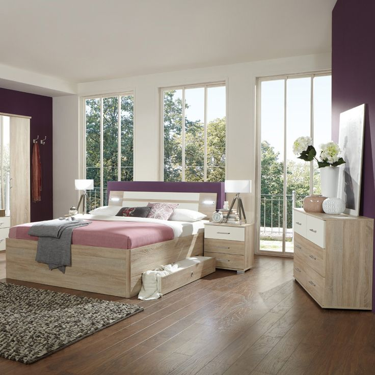Die besten 25+ Eiche Schlafzimmermöbel Ideen auf Pinterest - schlafzimmer eiche