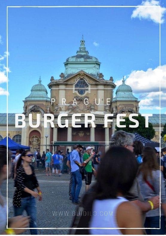 BurgerFest Prague by Guidilo.com