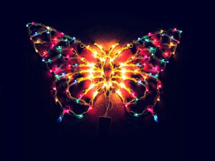 Pillangós világítás