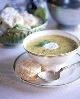 Recept Boerenkoolsoep met een Italiaans tintje.