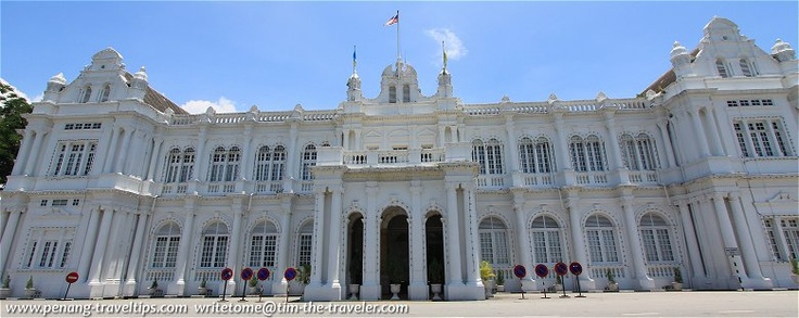 City Hall, George Town, Penang