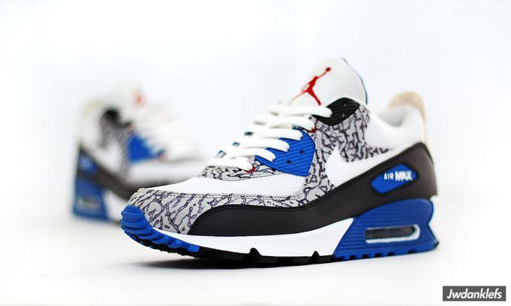 jwdanklefs: DANK CUSTOMS | Shoes sneakers jordans, Nike air max ...