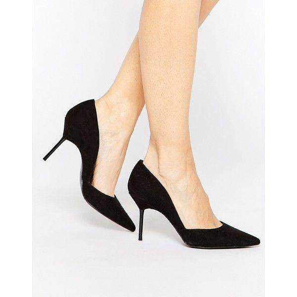 1000  ideas about Black High Heel Pumps on Pinterest | High heel