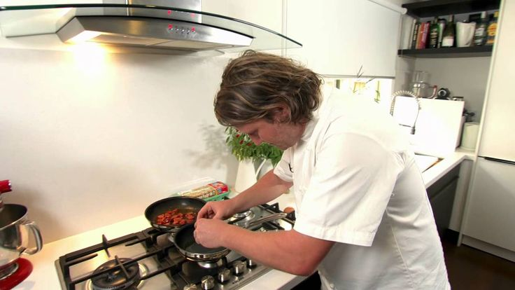 Matt Wilkinson's Fried Egg Salad
