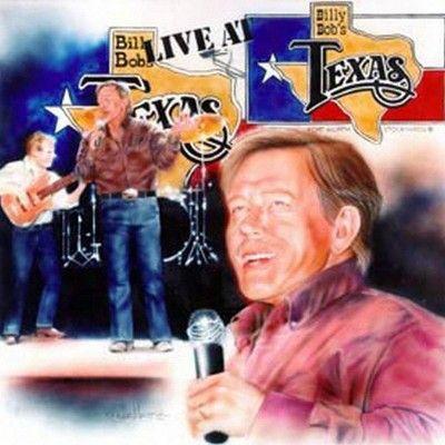 John Conlee - Live at Billy Bob's Texas (CD)