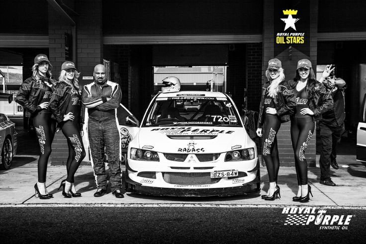 Royal Purple Oil Star - Jason Naidoo / Superpro	EVO 9