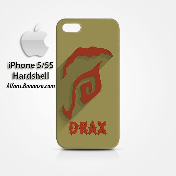Drax Superhero iPhone 5 5s Hardshell Case