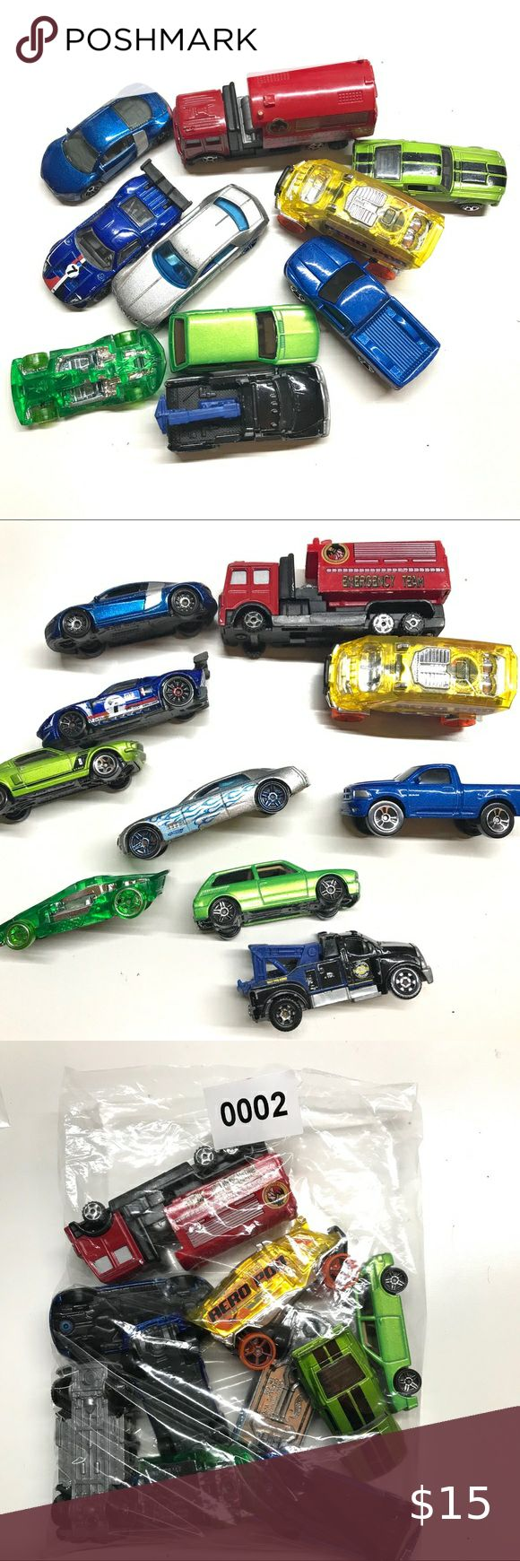 Hot Wheels Monster trucks Toy cars bundle 5 mixed in 2020