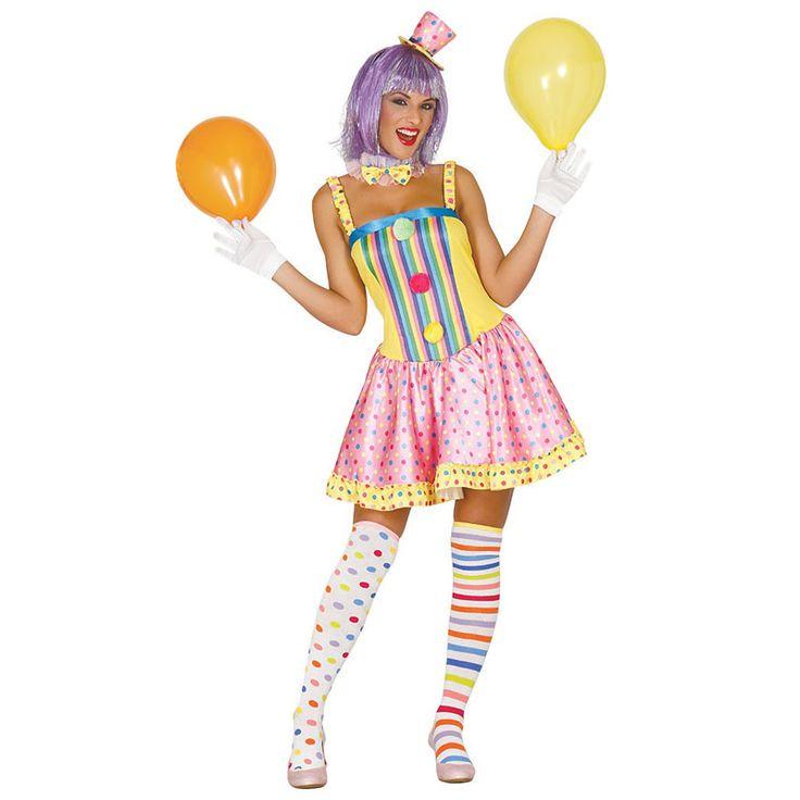 les 25 meilleures id es concernant deguisement clown femme sur pinterest id e d guisement. Black Bedroom Furniture Sets. Home Design Ideas