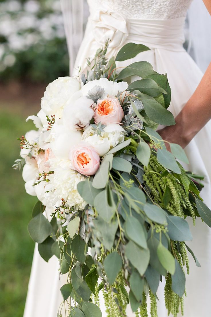 Enchanted Florist | Oversized Southern Luxe | Real Wedding at Belle Meade Plantation