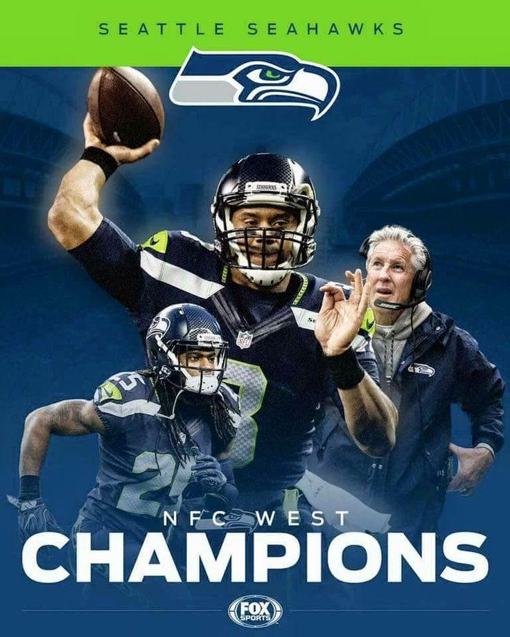 Seattle Seahawks | 2016 NFC West Champions