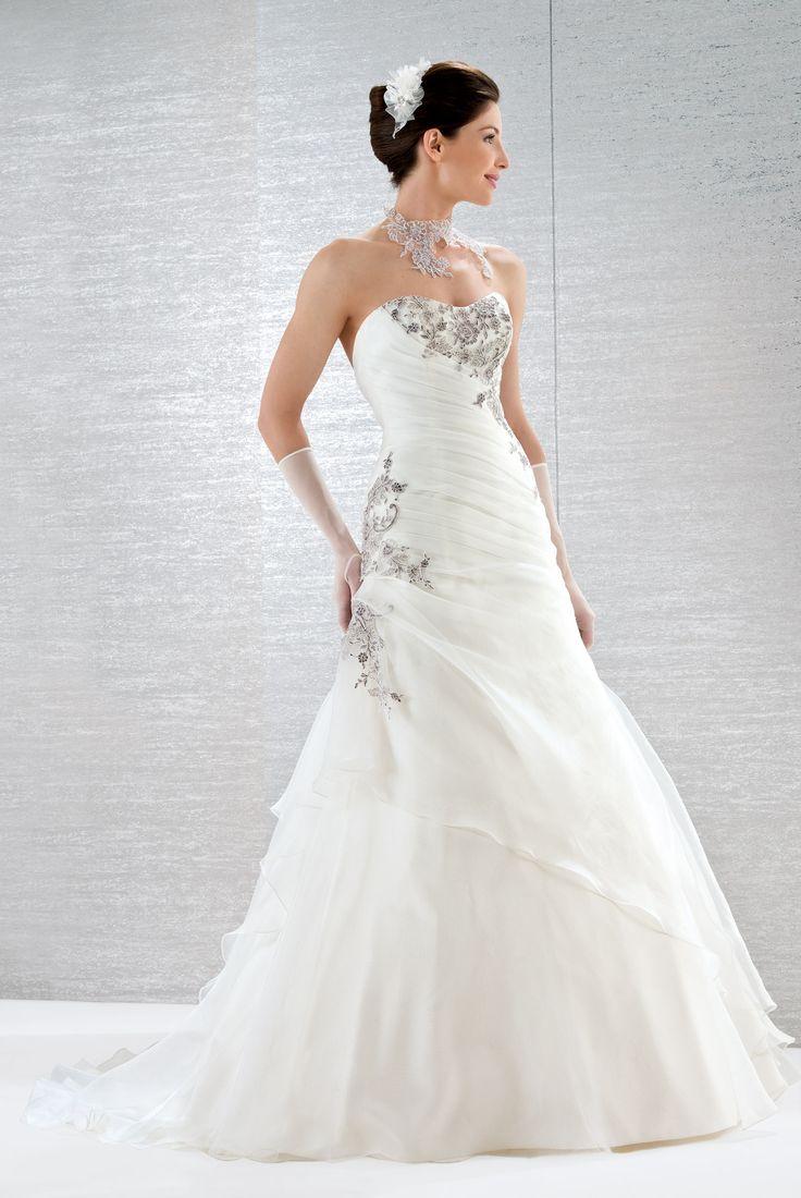 17 meilleures id es propos de robes de mariage perl es