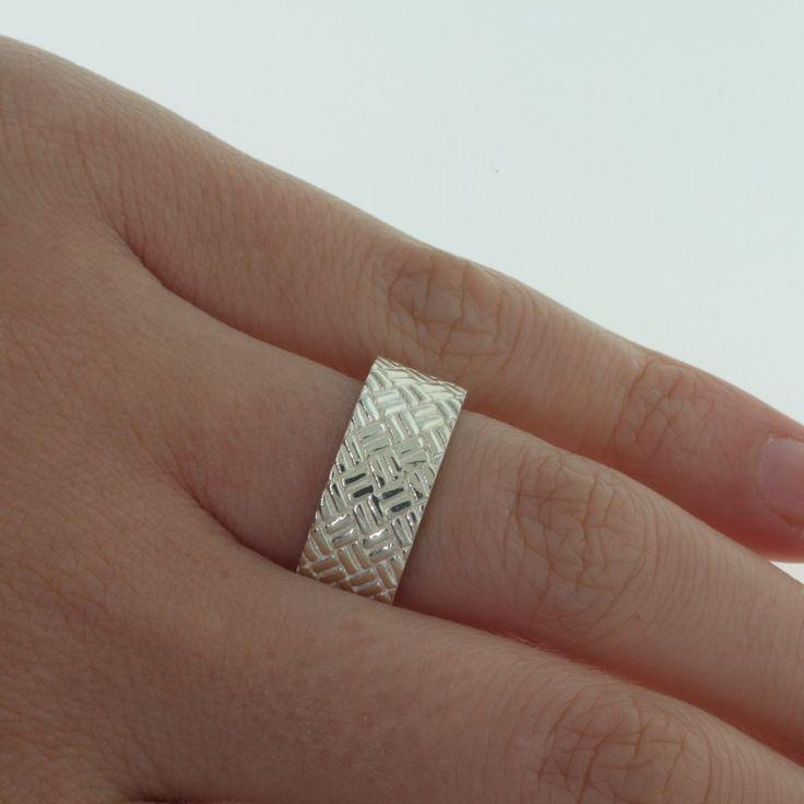 Karen Walker Weave ring