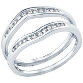 love love: Bands Insert, Diamond Wedding Bands, Wedding Ring, Diamonds Wedding Bands, Weddings, Bands Wraps, Diamond Solitaire Rings, Diamonds Solitaire Rings, Engagement Rings