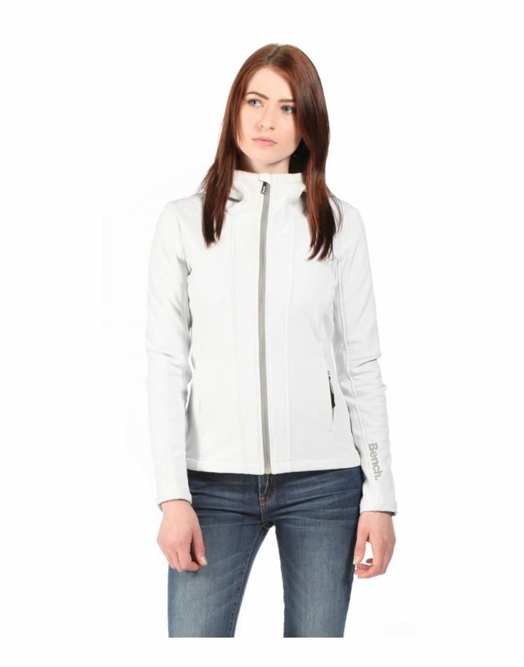Bench Theo Jacket Hooded jacket with zip fastening Bench logo printed onto left sleeve Two front pockets with zip fastening $139.95  S-XL