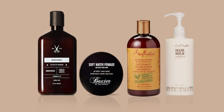 These 7 hair products for black men will help keep hair healthy and stylish.