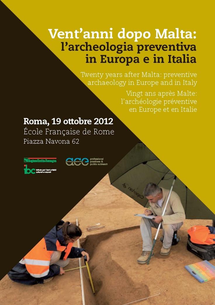 Roma, 19 ottobre 2012