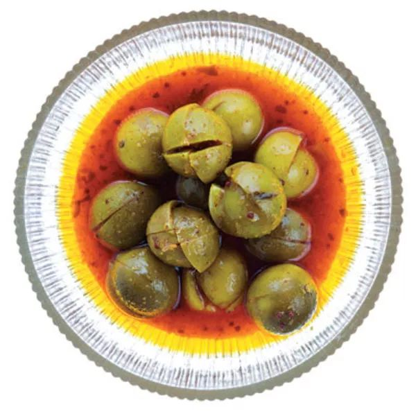 Tangy, tender lime pickles are a flavorful staple of India, a condiment that adds sour, spicy punch to meals.