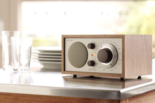 TIVOLI AUDIO Radio - model one (wood finish)