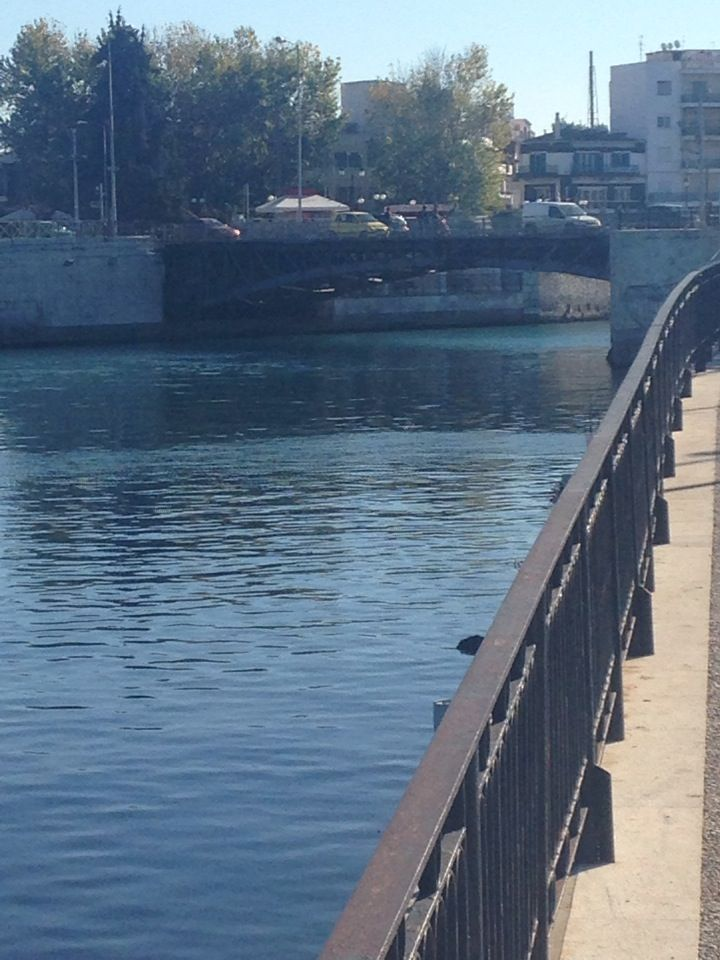 Παλαιά Γέφυρα Χαλκίδας (Chalkida Old Bridge)