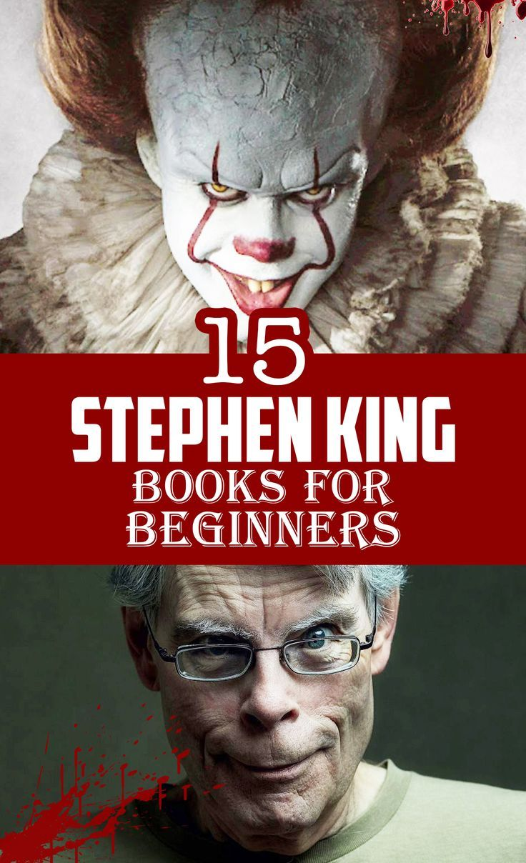 15 Best Stephen King Books For Beginners A Starter S Guide With