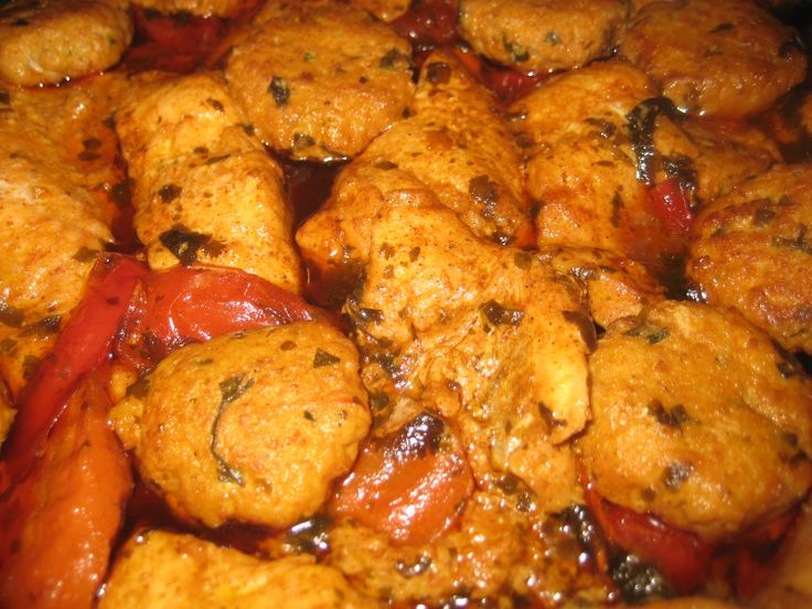 Flounder Recipes With Morrocan Food