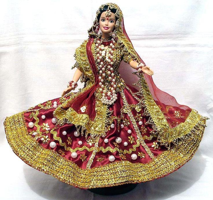 Beautiful Barbie Doll