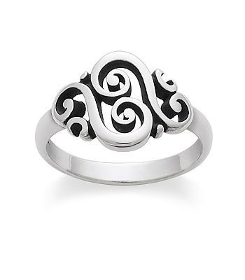 Spanish Swirl Ring: James Avery   (I have a James Avery ring very similar to this but I like this one even more!)