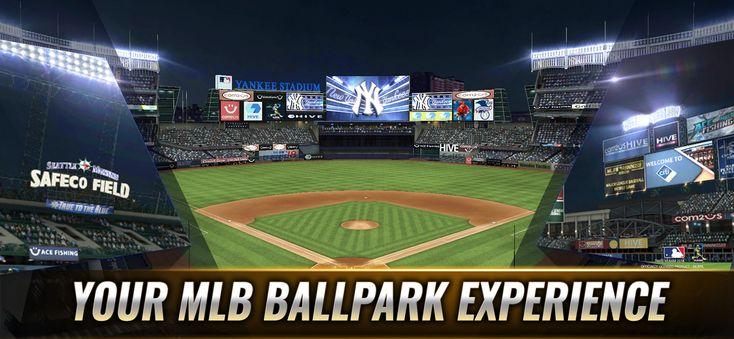 Mlb 9 Innings 18 Simulation Games Entertainment Ios Mlb Gaming Memes Yankee Stadium