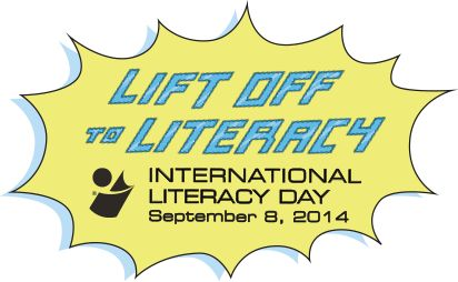 The Things You Can Read: September 8, 2014: International Literacy Day