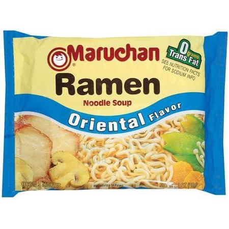 Do You Ever Wonder What's Really In Your Top Ramen??