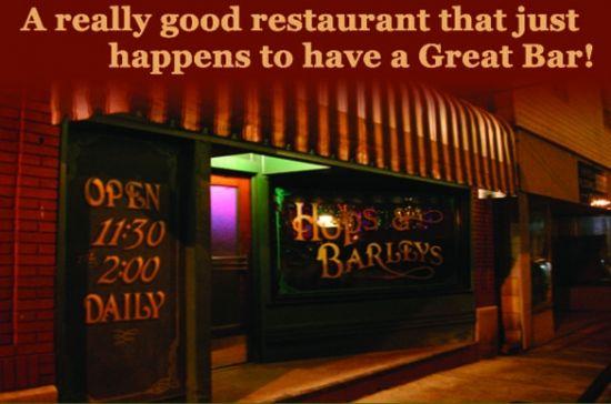 Hops & Barley's Luzerne, Pa