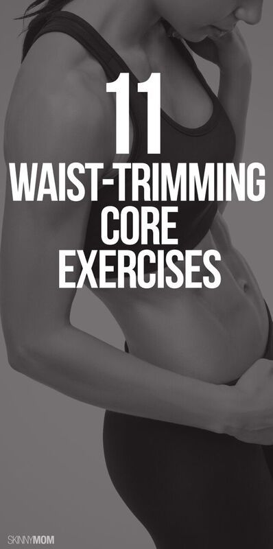 11 perfect exercises to tighten your core.