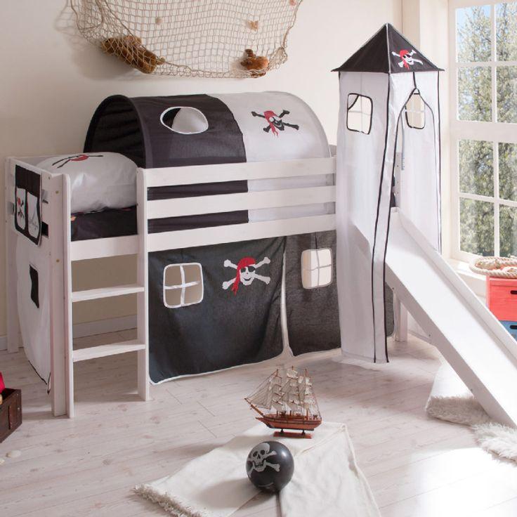 1000 ideas about kinderbett mit rutsche on pinterest. Black Bedroom Furniture Sets. Home Design Ideas