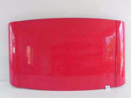 2005 LEXUS SC430 CONVERTIBLE ROOF HARDTOP FRONT PANEL RED 63201-24050 413 #07