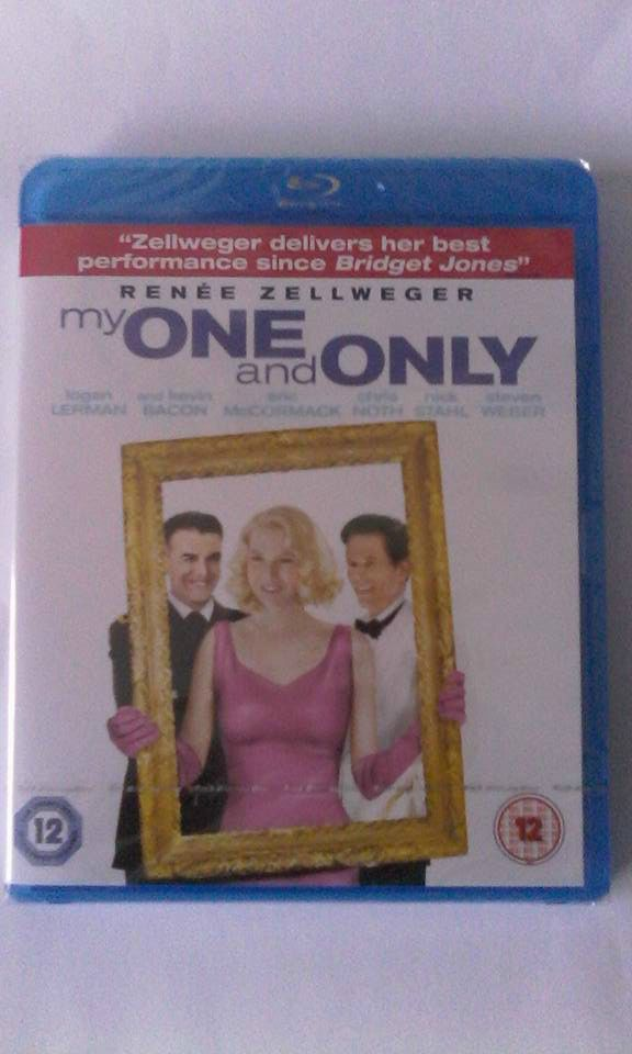 My One and Only (2011) - Renee Zellweger - Blu-Ray - BRAND NEW AND SEALED