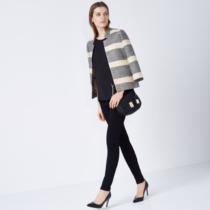 PERFECT STYLE - Shop The Look! #HALLHUBER